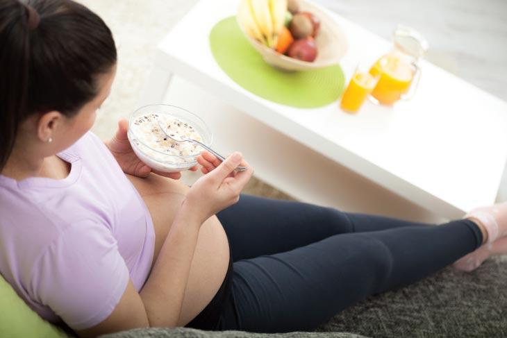 Kenaikan berat badan ideal selama kehamilan