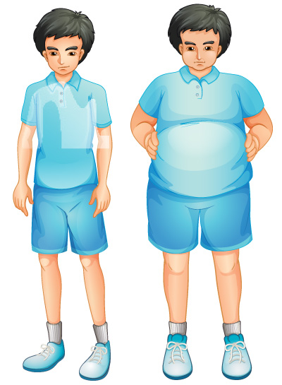 overweight and obese children Overweight children are much more likely to become overweight adults unless they adopt and maintain healthier patterns of eating and exercise what is obesity a few extra pounds does not suggest obesity.