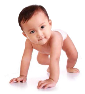 baby-crawl
