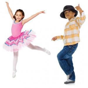 children-dance