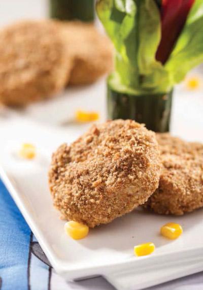 tuna-and-corn-croquette