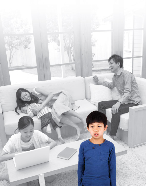 good behavior results from a stable parent child relationship The single most common factor for children who develop resilience is at least one stable and committed relationship with a supportive parent facilitating supportive adult-child relationships.