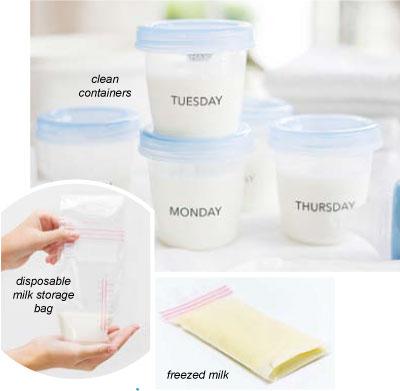 breastfeeding-storage