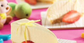 lemon-no-bake-cheesecake
