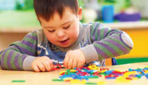 Children With Disabilities Continue To >> Parenting A Child With Intellectual Disability Education Training