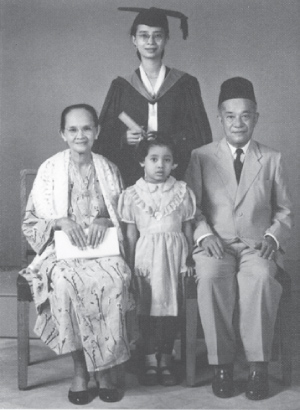 Tun & Parents