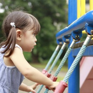 Toddlers Can Start The Fight Against Heart Disease – By Just Playing Outside More!