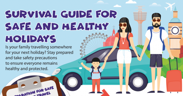 Survival Guide for Safe & Healthy Holidays
